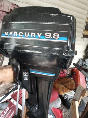 Mercury 9.8 for Sale in Cocoa, FL