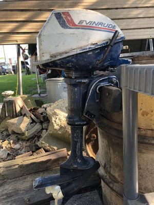 4hp Johnson outboard motor for Sale in Cleveland, MS