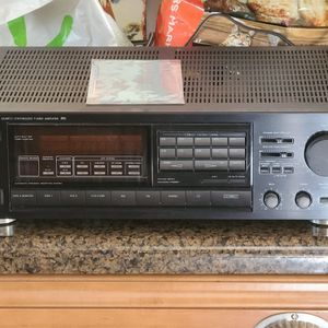 Onkyo TX-860 Quartz Synthesized Tuner/Amplifier for Sale in Spring Valley, CA