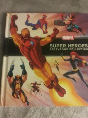 Super heroes storybook collection for Sale in Moreno Valley, CA
