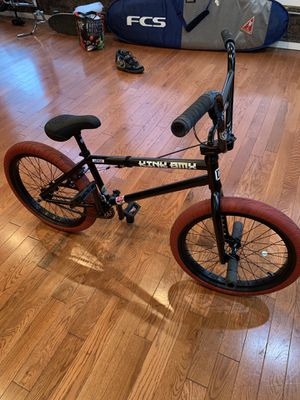 Kink BMX 20 inch GAP FC 2020 Like New 15 minutes Maybe!!!! for Sale in Newark, NJ