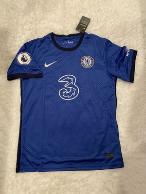 Chelsea Jersey 2020/21 Home Jersey | Médium | for Sale in Sterling, VA