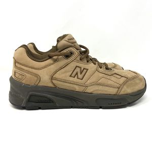 New Balance Men's Size 9/Women's Size 11 WW925BR $90 Brown Shoes Leather for Sale in Chino, CA