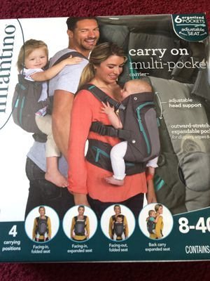 Baby carrier, for Sale in Chantilly, VA