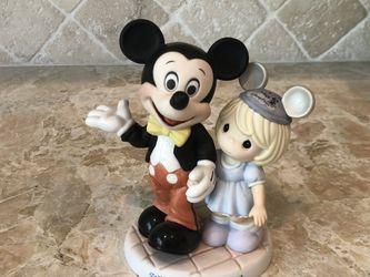 Disney Precious Moments Where Dreams Do Come True Mickey Mouse for Sale in Mission Viejo,  CA