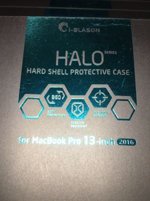 Halo Hard protective case for Notebook pro 13 for Sale in Polk City, FL