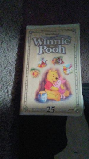 Classic VHS Disney movies for Sale in Tacoma, WA