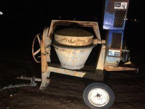 Stone concrete mixer for Sale in Hesperia, CA