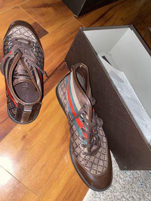 Dead stock Gucci sneakers 100% Authentic for Sale in Philadelphia, PA