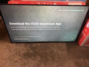 "VIZIO E60-E3 60"" 4K UHD HDR LED SMART TV 120HZ 2160P *Flawed Special* for Sale in Everett, WA"