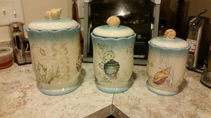 3 piece Canister Set for Sale in Newport News, VA