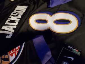 Lamar Jackson Stitched Nike onfield Jerseys flawless💯🔥 for Sale in Garrison, MD