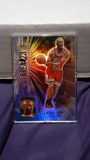 1999 ...UD.IONIX. area 23 Michael Jordan card for Sale in Hawaiian Gardens, CA