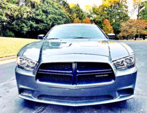 """2012_ Dodge Charger V6, 3.6 Rear Shoulder Room: 57.9"""" for Sale in Denver, CO"""