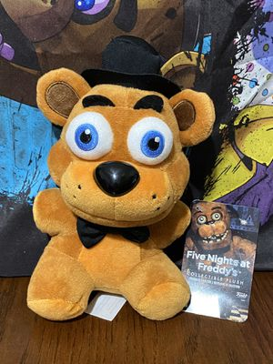 Five Nights at Freddys Funko Freddy Plush FNAF for Sale in Phoenix, AZ