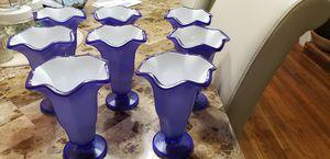 (8) New Ice Cream Glasses for Sale in San Antonio, TX