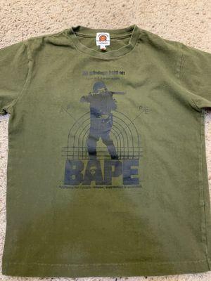 Bape kids sz 140 for Sale in San Jose, CA