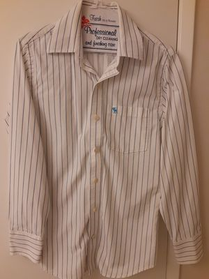 Abercrombie & Fitch button up dress shirt for Sale in Irvine, CA