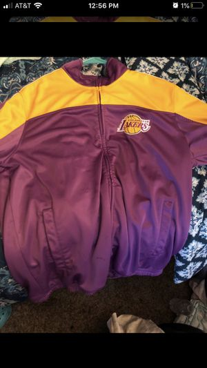 XL Lakers Jacket for Sale in North Las Vegas, NV