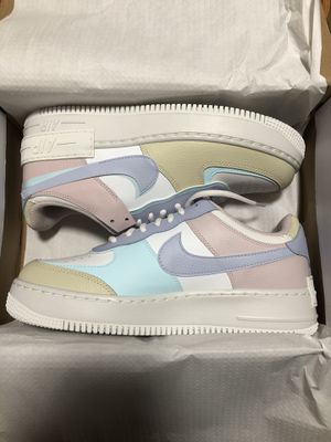 Nike Air Force 1 Shadow Pastel size 9.5M. Brand New Deadstock. (PAYPAL ONLY) for Sale in Queens, NY