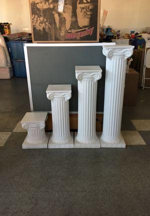 Shaver Empire Column Pedestal for Sale in Compton, CA