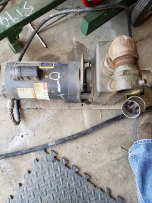 Electric water pump for Sale in Detroit, MI