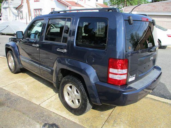 2008 Jeep Liberty/Cherokee