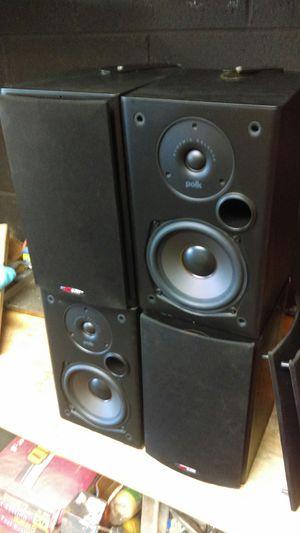 Polk audio pair for Sale in New Castle, DE