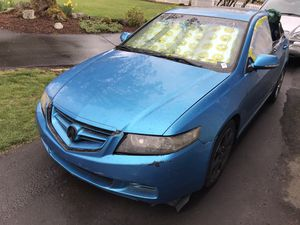 Acura TSX part out auto for Sale in Vancouver, WA