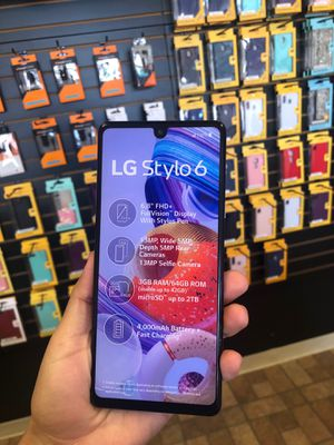 LG Stylo 6 for Sale in Union Park, FL