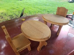 Desk office furniture. Cute for Sale in Broken Arrow, OK