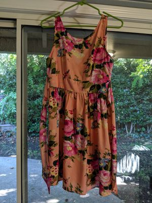 Floral dress, Medium in young ladies/juniors for Sale in Palo Alto, CA