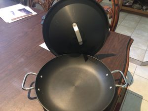 Paella Pan with Lid for Sale in Ocoee, FL
