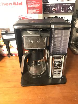 DEMO Ninja coffee bar brewer maker with frother for specialty coffee for Sale in Ontario, CA