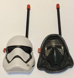 Star Wars Force Awakens Walkie Talkies for Sale in Oregon City,  OR