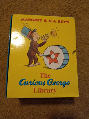 Curious George books for Sale in Mission Viejo, CA