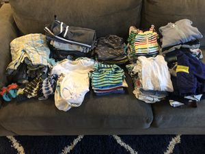 Huge Name Brand 0-3 & 3 month Baby Boy Clothes Lot for Sale in Steilacoom, WA