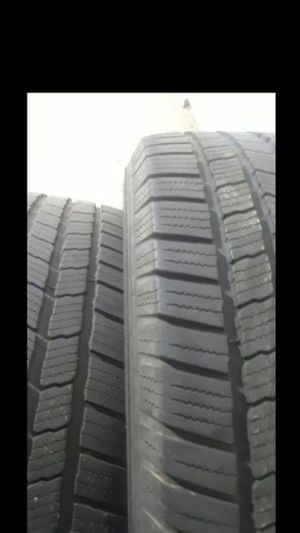 2 Michelins 235/55R18 for Sale in Fairfax, VA