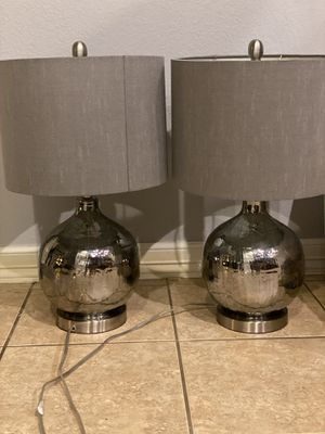 Set of Lamps for Sale in Frisco, TX