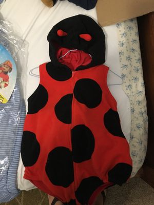 18m to 2t ladybug costume for Sale in Apache Junction, AZ
