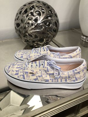 Vans Era Breast Cancer Awareness Women's Size 7.5 & Mens 6 for Sale in Tolleson, AZ