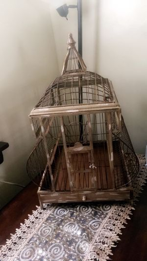 Birds cage for Sale in Brook Park, OH