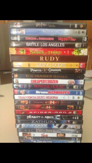 30 DVDs for Sale in Scottsdale, AZ