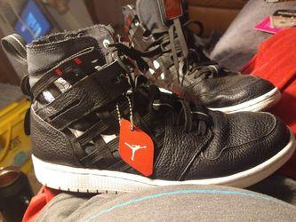 Size Ten An A Half Custom Jordans for Sale in Glendale,  AZ