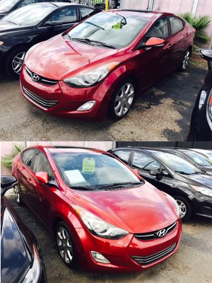 2011 Hyundai Elantra LOW DOWN for Sale in Houston, TX