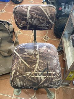 Tanglefree Duck Blind Hunting Chair for Sale in Graham,  WA