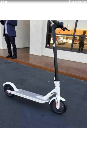 Brand New Xiaomi Mi Electric Scooter, 18.6 Miles Long-range Battery, Up to 15.5 MPH,... Scooters 4 Sale Last Minute Christmas Deals for Sale in US