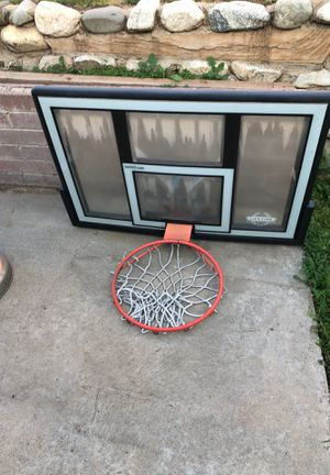Basketball Hoop Court for Sale in Norco, CA