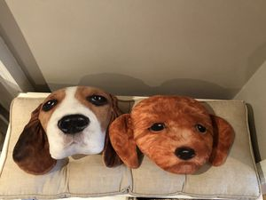 Cute dog pillows for Sale in Overland Park, KS
