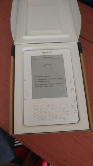 Amazon Kindle new in box 50$ for Sale in Savannah, GA